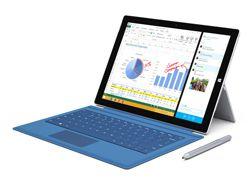 Microsoft официально представила планшет Surface Pro 3