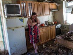 Славянск: двухлетний ребёнок научился спасаться от взрывов