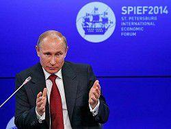 Новость на Newsland: Путин обещает помириться с Украиной и США