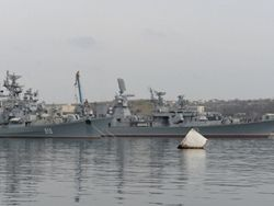 Новость на Newsland: РФ начала переговоры с китайскими инвесторами о порте в Крыму