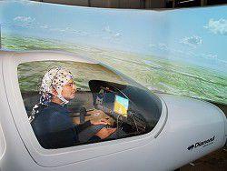 Немецкие ученые научились управлять самолетом силой мысли