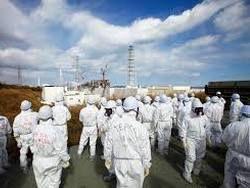 Атомная электростанция Фукусима будет ограждена ледяной стеной