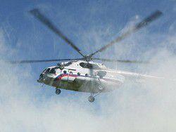 На месте крушения вертолёта под Мурманском обнаружены тела