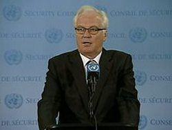 Чуркин: Москва Сирию на Украину не меняет