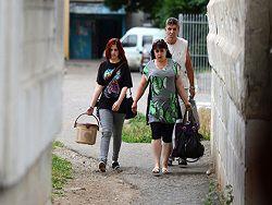 В Ростовской области увеличилось число беженцев из Украины