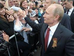 Войны нужны Путину, чтобы поднимать падающие рейтинги?
