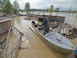 Медведев пообещал 4 миллиарда пострадавшим от паводка в Сибири