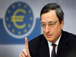 Драги озвучил меры по борьбе с угрозой дефляции