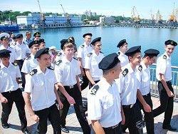 Одесские курсанты пройдут практику на кораблях НАТО