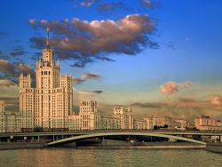 """В Москве ввели """"красный"""" уровень экологической опасности"""