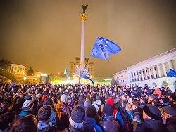 Порошенко, Кличко и Яценюка позвали на Майдан