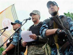 В Славянске треть всех террористов  спецназ РФ