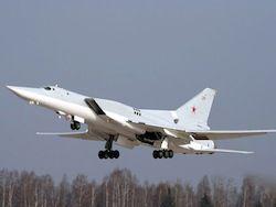 Ту-22М3 потренировались в нанесении ракетных ударов в Черном море
