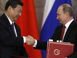 Анти-НАТО: РФ и Китай объединяются для противостояния Западу Big_1386580