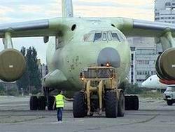 В Ульяновске собрали первый серийный Ил-76