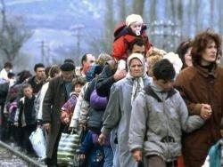 ФМС: на территории РФ находится 400 тысяч украинских беженцев