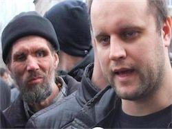 Губарев объявил о начале вооруженного восстания в Киеве