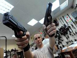 правила ношения оружия