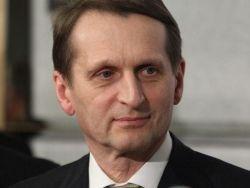 Новость на Newsland: Нарышкин: фашизм поднимает голову в братской Украине