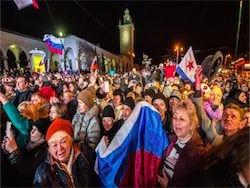 Новость на Newsland: В Крыму выдано уже более 1 млн паспортов РФ