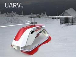 UARV - новый спасательный дрон