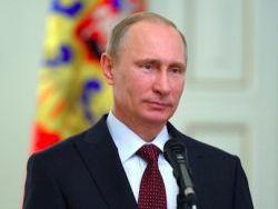 Новость на Newsland: Путин: Россия будет защищать этнических русских на Украине