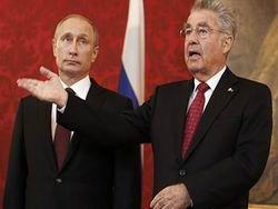 Новость на Newsland: Президент Австрии раскритиковал санкции против России