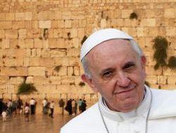 Папа Римский: внутри каждого христианина сидит еврей