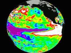 Новость на Newsland: Эль-Ниньо приведет к глобальным климатическим катаклизмам