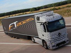 Future Truck 2025 сможет ездить без водителя