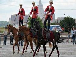 Новость на Newsland: Казакам дадут пройти парадом по Красной площади