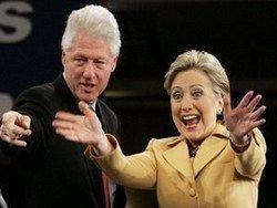 Новость на Newsland: Китайский бизнесмен заплатил $500 тыс. за обед с Клинтонами