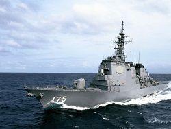 Япония потратит 300 млрд иен на строительство эсминцев с Aegis