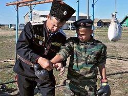 Новость на Newsland: Госдуму попросили разрешить создание казачьих классов в школах