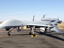 Армия США испытала беспилотник с системой генерации помех