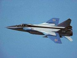Самолет на замену МиГ-31 начнут разрабатывать в 2017 году