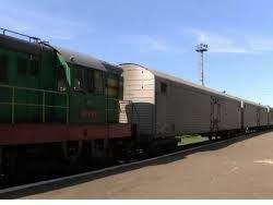 В Харьков пришли 8 вагонов трупов украинских карателей