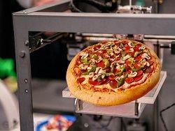 Армия США научит 3D-принтеры печатать еду