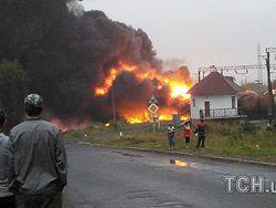 Новость на Newsland: В Черкасской области произошел взрыв на железной дороге