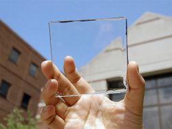 Созданы абсолютно прозрачные солнечные батареи