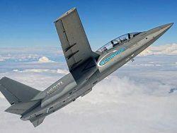 Американцы создадут учебный самолет на базе бюджетного штурмовика