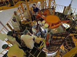 Новость на Newsland: Российский спутник с гекконами завершил свою миссию
