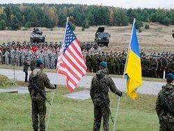 Новость на Newsland: НАТО отправит на Украину тысячу солдат на учения