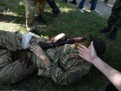 Новость на Newsland: Ополченцы: в перемирие раненых у нас больше, чем в военное время