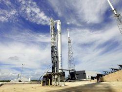 Космический корабль Dragon отправится к МКС 20 сентября