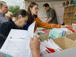 Треть россиян отказалась от чтения книг