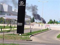 Новость на Newsland: ВСУ предприняли новую попытку прорыва из аэропорта Донецка