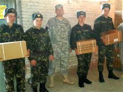 Новость на Newsland: Украинская армия намерена перейти на стандарты НАТО