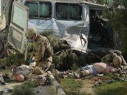 Новость на Newsland: При взрыве в Кабуле погибли три солдата НАТО