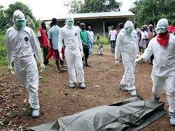 Новость на Newsland: ВОЗ: скорость распространения Эболы удвоилась